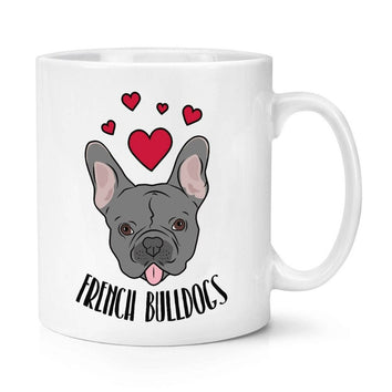 Mug Love French Bouledogue Français