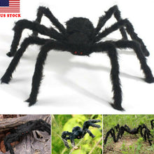 Load image into Gallery viewer, Spider Halloween Decor Toy