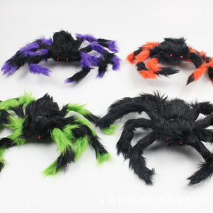Spider Halloween Decor Toy