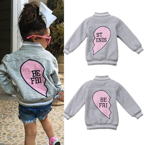 Child Baby Boy/Girl Jackets