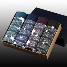 Load image into Gallery viewer, Mens 4Pcs\lot  Underwear Boxers