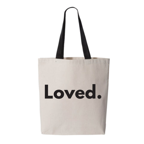 Loved. Tote