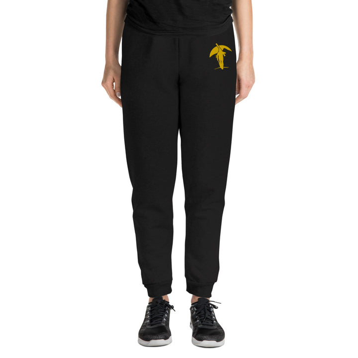 Embroidered Logo Joggers - Unisex