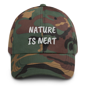 Nature is Neat Dad Hat