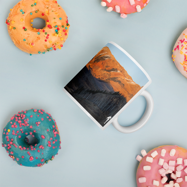 White Rock Sunset Mug