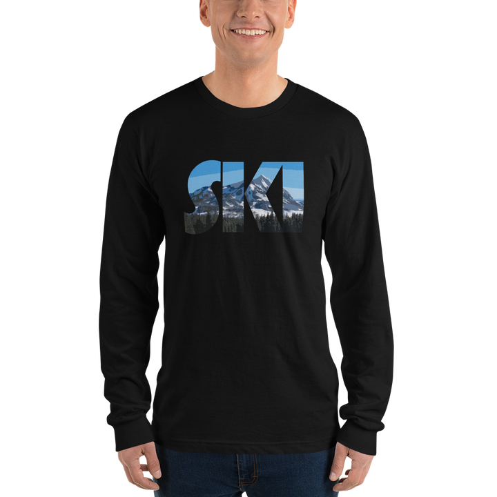 SKI Long Sleeve Shirt - Unisex
