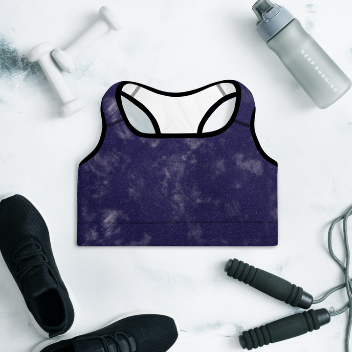 Starry Night Sports Bra