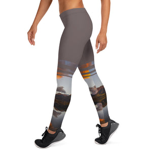 Red Mountain Leggings