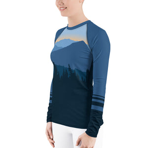 Above Treeline Long Sleeve Base Layer Top - Women's
