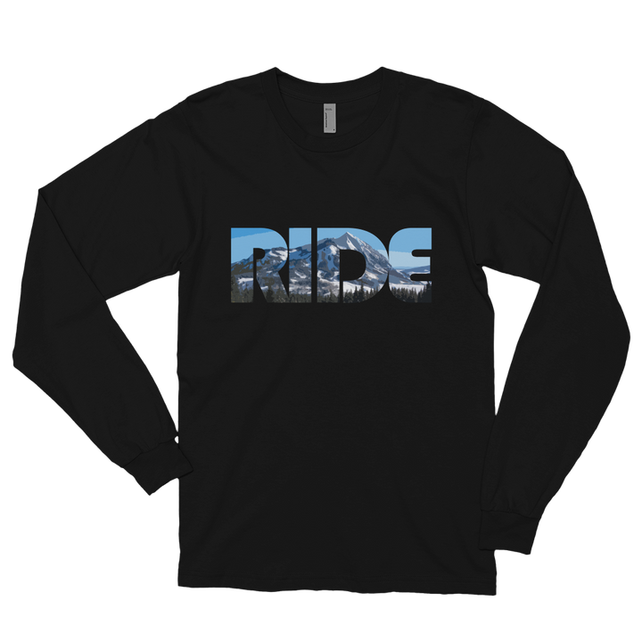 RIDE Long Sleeve Shirt - Unisex
