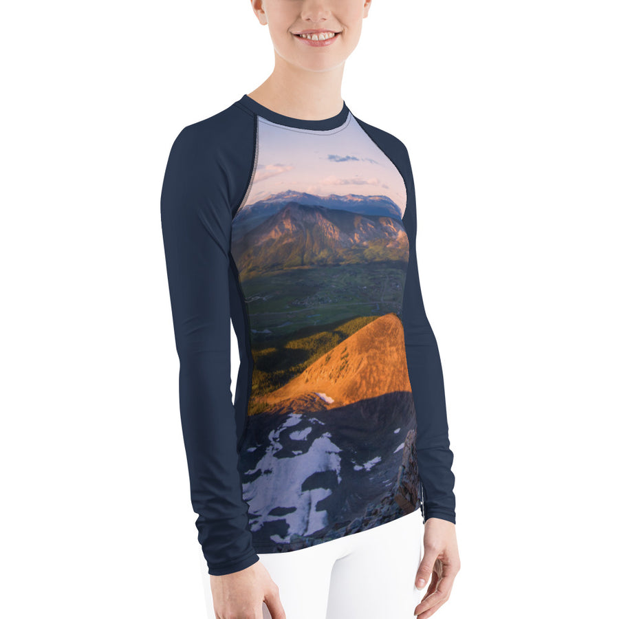 Whetstone View Long Sleeve Base Layer Top - Women's