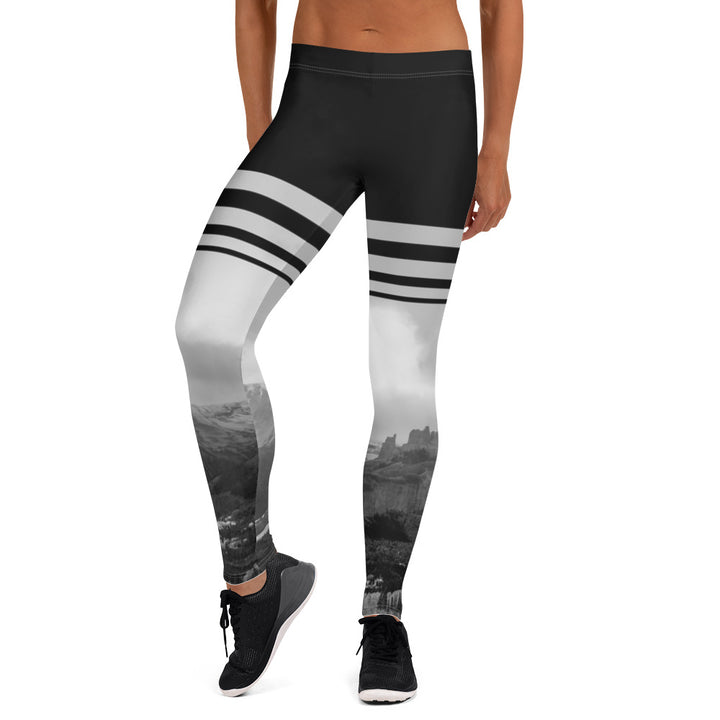 Mill Creek Castle Leggings - Black