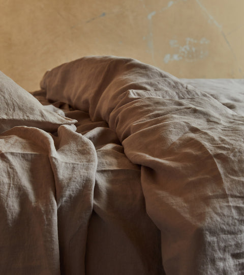 10 Benefits of Linen Bedding