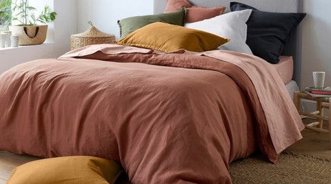 Washed Linen Sheets