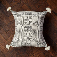 Mudcloth Pillow Cover Segou III