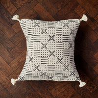 Mudcloth Pillow Cover Segou VIII
