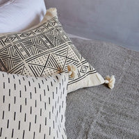bohemian throw pillows