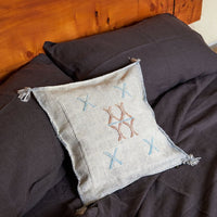Princess Sabra Pillow - Light blue