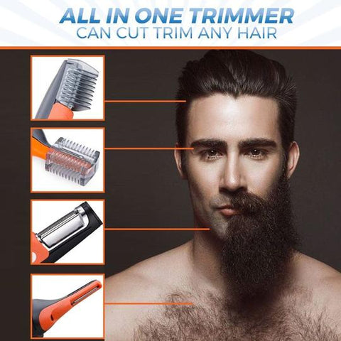 All-in-One Hair Trimmer - Homeoftrendz