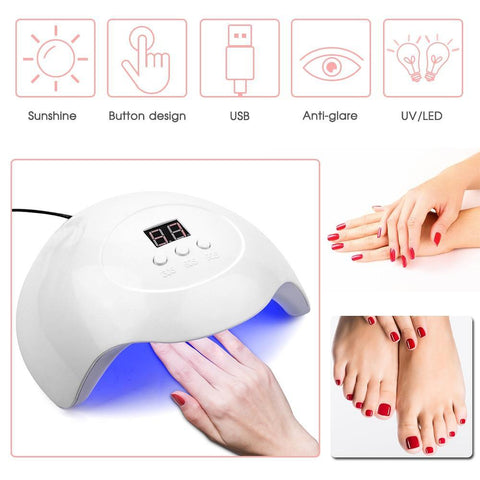 NEILI™ Uv Led Nail Lamp - homeoftrendz