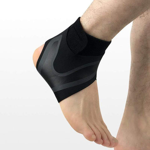 Image of Adjustable Elastic Ankle Brace - homeoftrendz