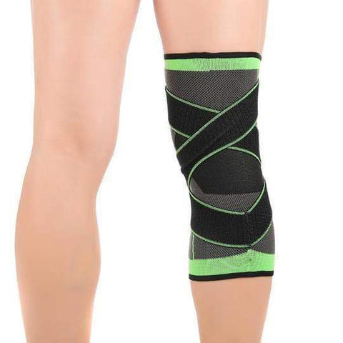 Image of Adjustable Knee Support Sleeve - homeoftrendz