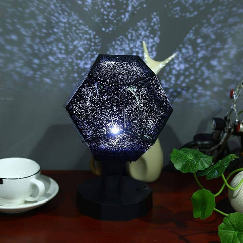 Image of Galaxy Projector Night Light - Homeoftrendz
