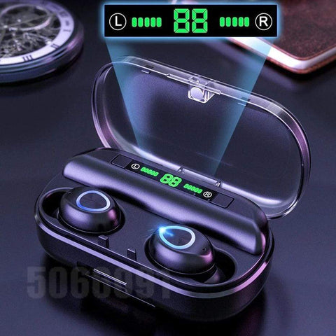 Bluetooth Touch Earbuds - homeoftrendz