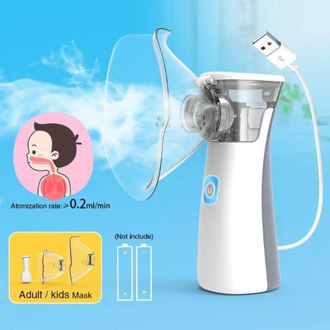 Asmatis™ Travel Nebulizer - homeoftrendz