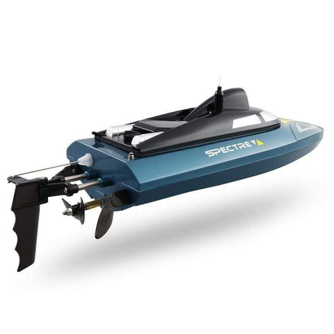 Image of Spectre Remote Control Boat with FPV HD Camera - Homeoftrendz