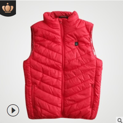 Tech Heated Vest - Unisex - homeoftrendz
