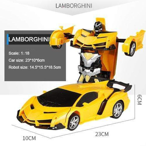 Image of Transformer RC Car - homeoftrendz