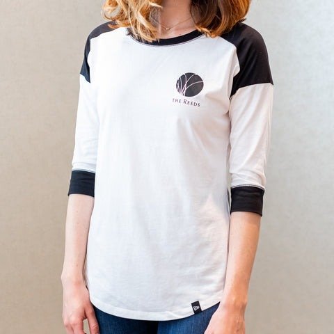 Women's Baseball Quarter Sleeve