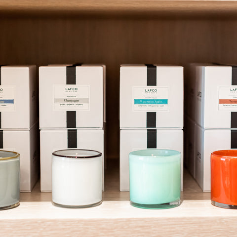 LAFCO Small Candle