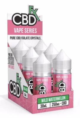 Wild Watermelon – CBD Vape Juice