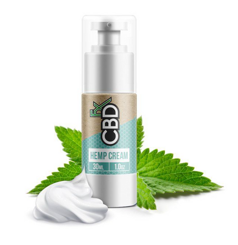 CBD Cream – 100mg (30 ml)
