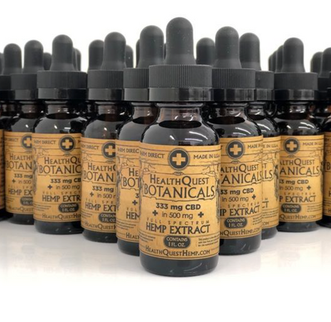1500 mg Full Spectrum Hemp Extract