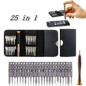 25-in-1 Screwdriver Set