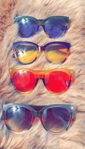 Color Block Shades