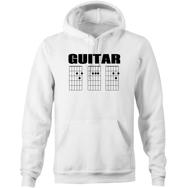 Guitar DAD - Pocket Hoodie Sweatshirt