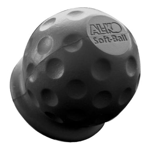 AL-KO Soft Towball Cover - Black