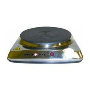 Swiss Luxx Stainless Steel Single Hot Plate