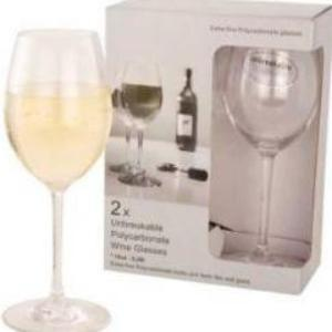 Polycarbonate Wine Glass Small (2)