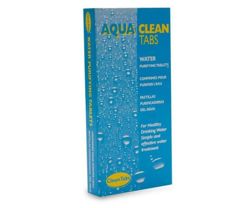 Aqua Midi Tabs - Water Purification Tablets