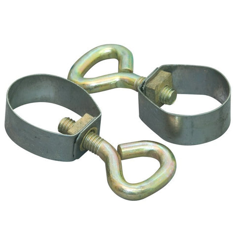 "W4 Pole Clamp 3/4"" 22mm (2)"