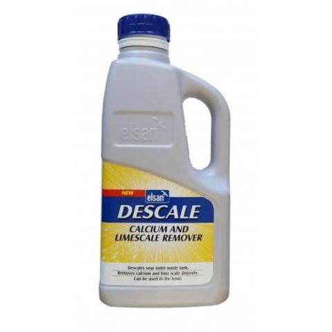 elsan descale, calcium and limescale remover