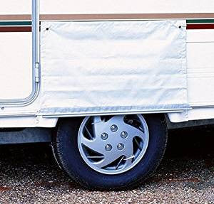 W4 Awning Skirt Wheel Cover Single