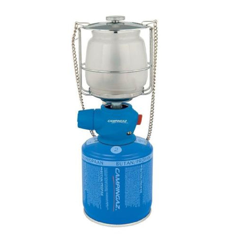 Campingaz Lumostar Plus PZ Gas Powered Lantern - Fits CV300 & CV470 Cartridges