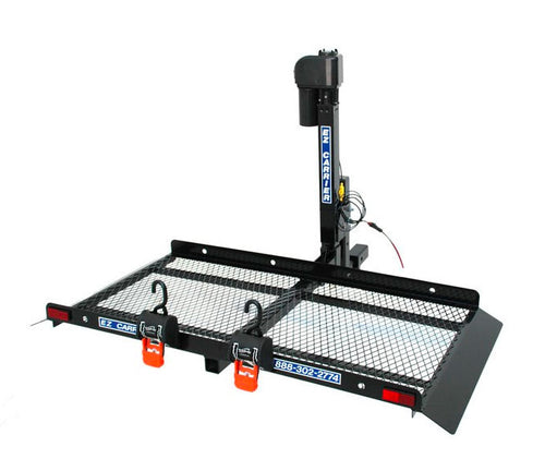 EZ Carrier Electric Lift with 32 x 60-inch platform
