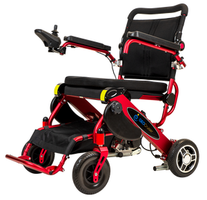 Geo Cruiser DX Folding Power Wheelchair